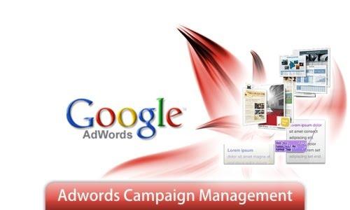 Google Adwords menedzselése
